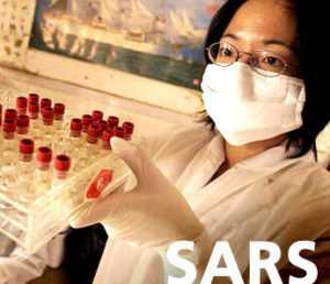 Атипичная пневмония (SARS)