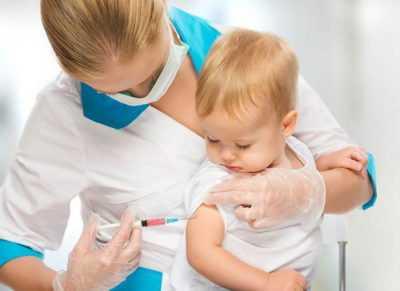 Гемофильная инфекция - прививка детей, возможные осложнения