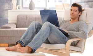 Как лечить простатит, сидя на диване