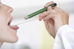 Как лечится стафилококк в горле