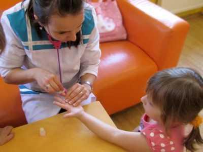 Как определяется бактериальная инфекция у детей по анализу крови