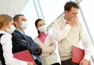 Какими способами передается пневмония