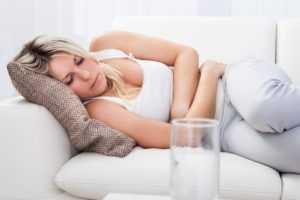 Клиническая картина – симптомы острой кишечной непроходимости