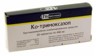 Котримоксазол
