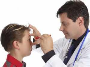 Лечение герпетического вирусного конъюнктивита