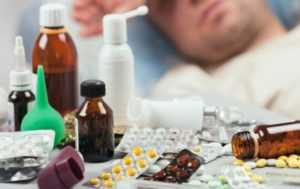 Медикаментозный курс лечения