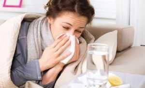 Начало заболевания – внезапное и резкое