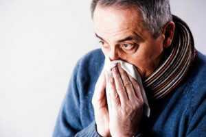 Осложнения гриппа грозят, в основном, пожилым и больным людям