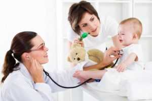 Причины и признаки кишечной инфекции у грудничка