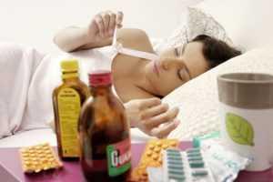Простые рецепты и доступные препараты, используемые в лечении гриппа