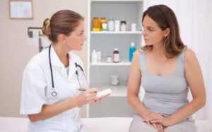 Симптомы инфекций рассматриваемой группы