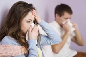 Возбудитель гриппозного состояния