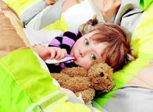 Как проявляется пневмония у детей