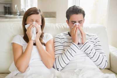 Лечение при острых респираторных вирусных инфекциях (ОРВИ)
