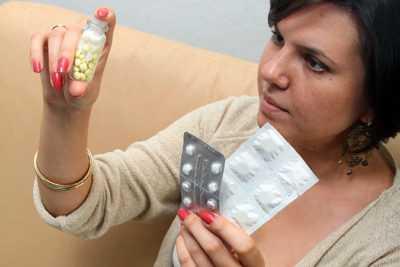 Лекарства от простуды, что принимать
