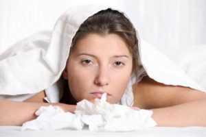 Особенности протекания риновирусной инфекции