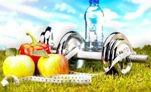 Поддержание здорового образа жизни