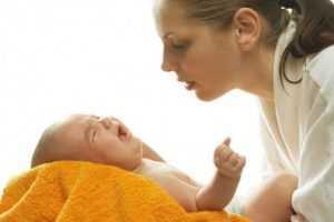 Причины младенческой колики