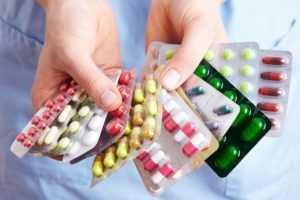 Распределение антиретровирусных препаратов