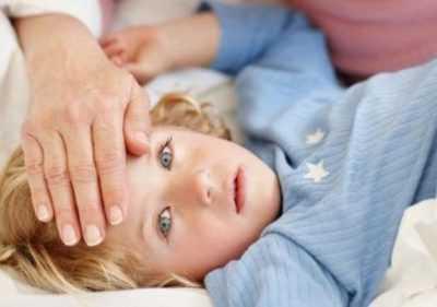 Развитие пневмонии у детей
