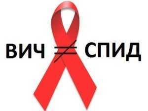 ВИЧ и СПИД - чем отличаются