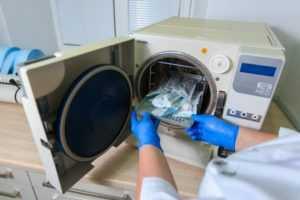 Дезинфекция, стерилизация и очистка