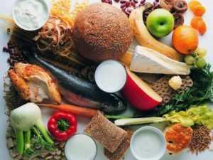 Как влияют на здоровье различные группы продуктов питания