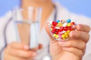 Комплексное лечение кандидоза