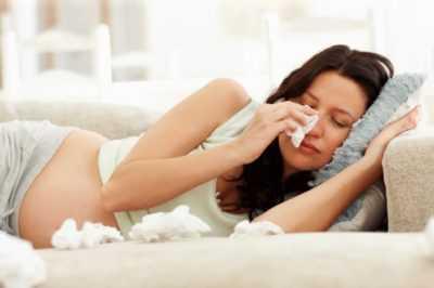 Особенности ОРВИ при беременности 2 триместр лечение и профилактика