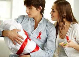 Передача от матери к ребёнку