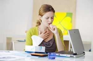Почему кашель после ОРВИ не пропадает и сколько длится остаточное явление