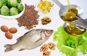 Потребляйте продукты, богатые омега-3 жирными кислотами