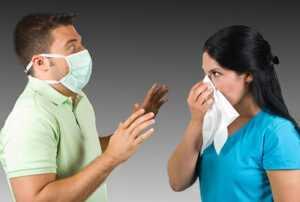 Профилактика контактно-бытовых заболеваний инфекционного характера