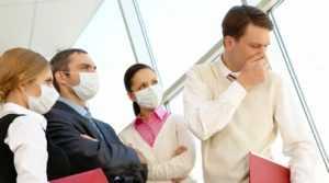 Профилактика воздушно-капельных заболеваний инфекционного характера