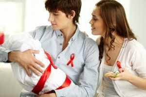 Прохождение диагностики ВИЧ у рожденных малышей от инфицированной матери