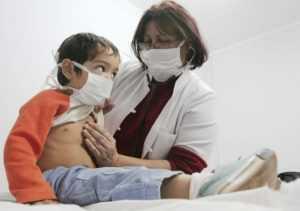 Заболевание менингококком