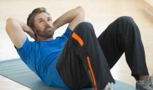 Помощь упражнений при простатите