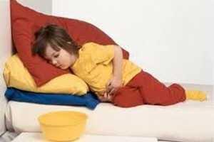 Что делать при диарее и рвоте