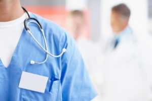 Госпитализация инфицированных