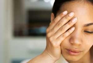 Инфекция глаз. Одной из причин может быть паразитарный червь