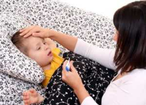 Опасность пневмонии для детей