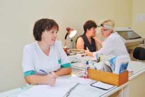 Организация протиэпидемических мероприятий