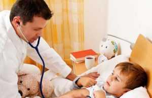 Особенности заболевания детей