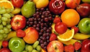 Витамины - спасительные фрукты и супы