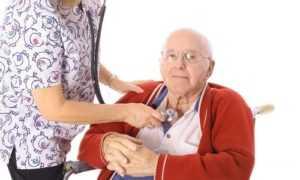 Воспаление лёгких и пожилая популяция