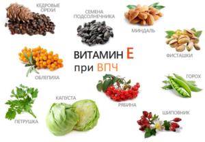 витамины при папилломе