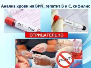 Общий анализ крови при определении ВИЧ-инфекции