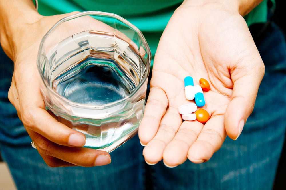 Препараты при цитомегаловирусной инфекции