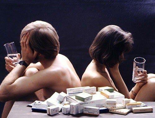 Лечение мужчины и женщины