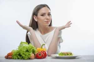 Правильное питание при кандидозе